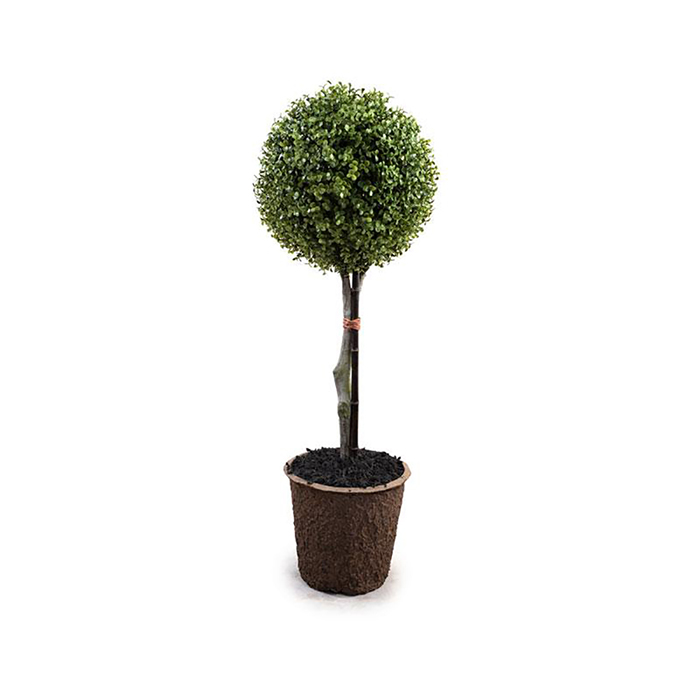 Enduraleaf 36 in Faux Boxwood Ball Topiary