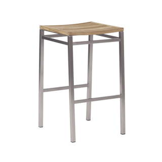 Barlow Tyrie Equinox Counter Stool - Backless