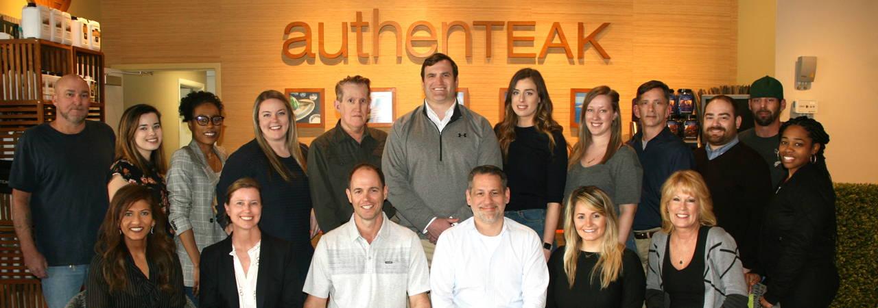 AuthenTEAK's Team