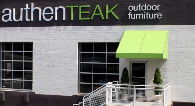 AuthenTEAK's Atlanta Showroom