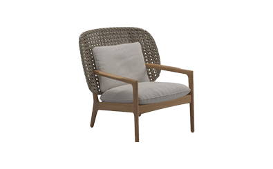 Gloster Kay Lounge Chair