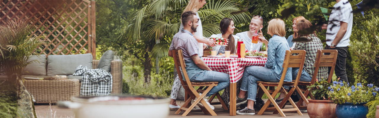 Liven Up Your Backyard BBQ
