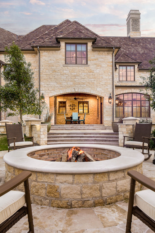 Outdoor Living Traditional Patio, Dallas