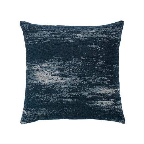 Elaine Smith Pillows Distressed Indigo Pillow