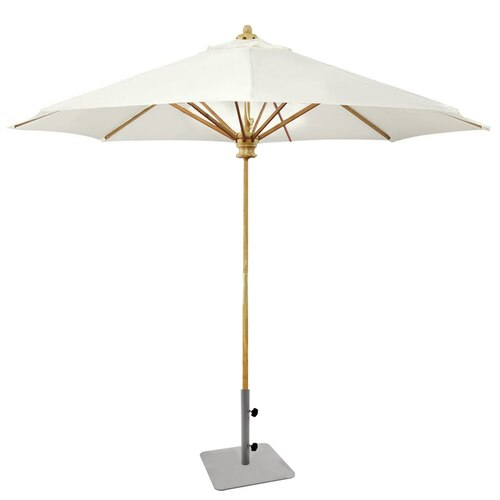 Kingsley Bate 9ft Teak Umbrella