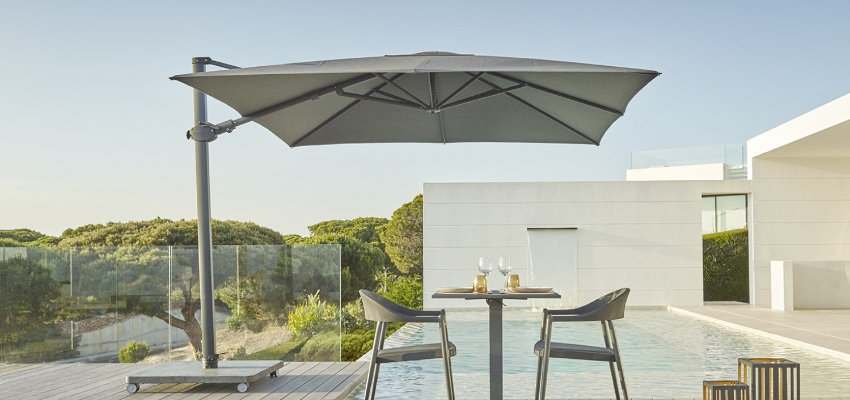Invest in quality for your outdoor space!