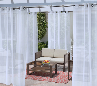 Shop All Outdoor Decor Curtains
