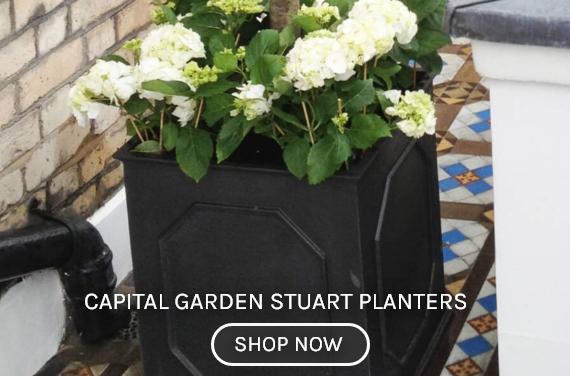 Capital Garden Stuart Planters