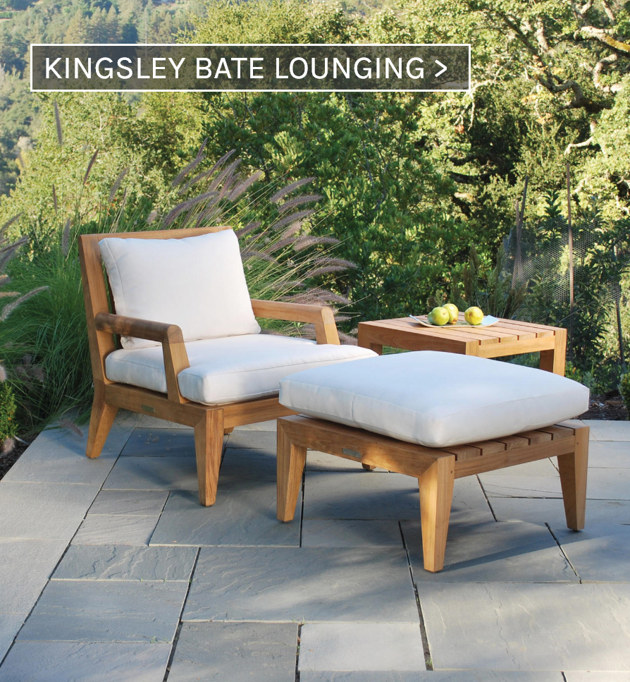 Shop All Kingsley Bate Lounging