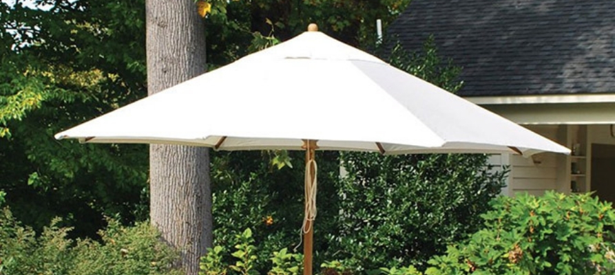 Kingsley Bate Patio Umbrellas and Bases