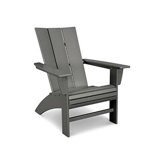 Polywood Quattro Folding Adirondack Chair