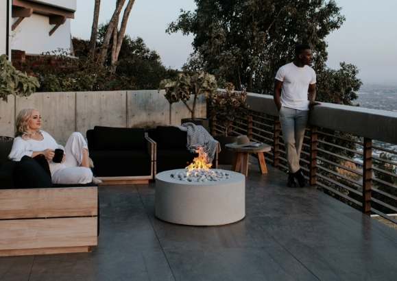 Blog: The Best Fire Pit for Your Outdoor Space