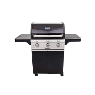 Saber Grills 500 Cast Black Infrared Gas Grill