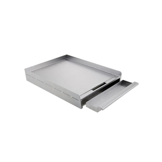 Saber Grills EZ Stainless Steel Griddle