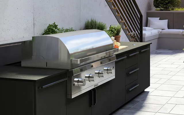 Create Your Outdoor Kitchen with AuthenTEAK