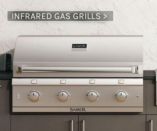 Saber Infrared Gas Grills