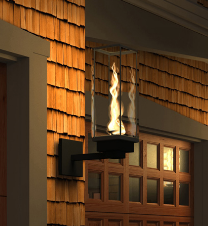Wall Mount Torch
