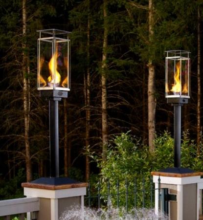 Pillar Mount Torch